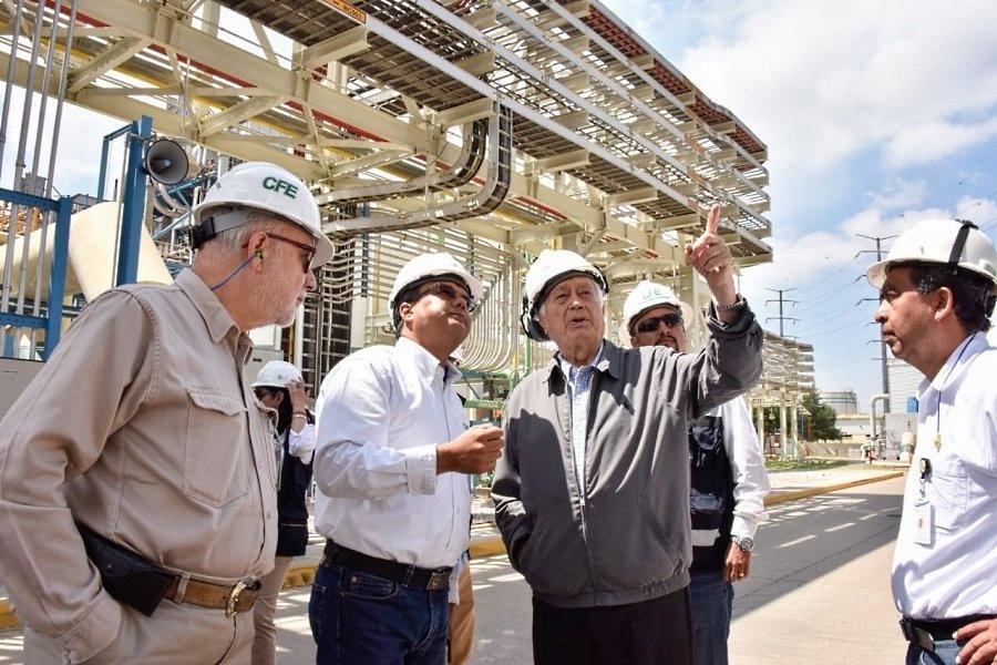 Proyecta CFE construcción de gasoducto Ramal Tula