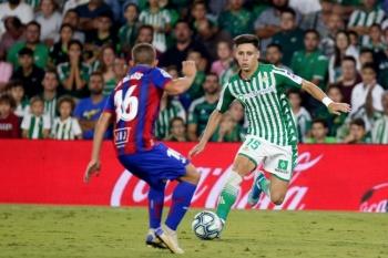 Betis apenas rescata el empate ante el Eibar
