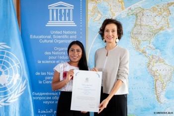 UNESCO designa a Yalitza Aparicio Embajadora de Buena Voluntad