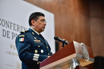 Indica Sedena que Puebla se ubica en el lugar 17 en homicidios