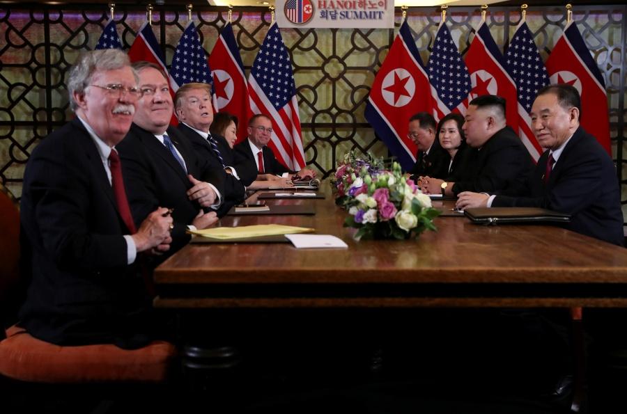 EU y Norcorea retoman diálogo nuclear en Estocolmo