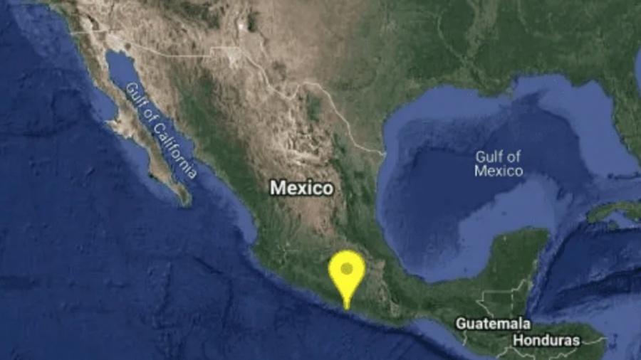 Sismo de magnitud 5 sacude el suroeste de Guerrero