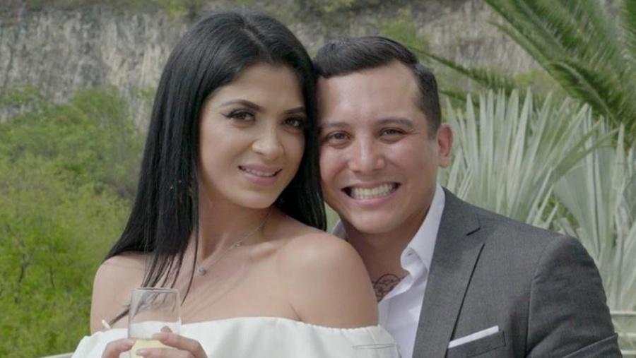 Edwin Luna y Kim Flores dan de que hablar en redes sociales