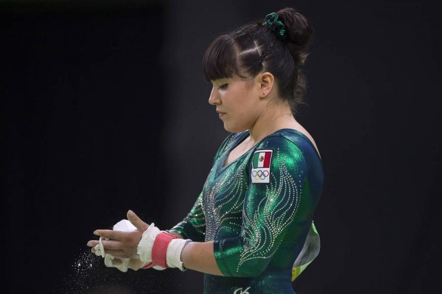 Alexa Moreno logra plaza olímpica para Tokyo 2020