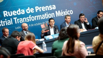 Guanajuato se convierte en la capital mundial de la industria, la tecnología y la innovación.