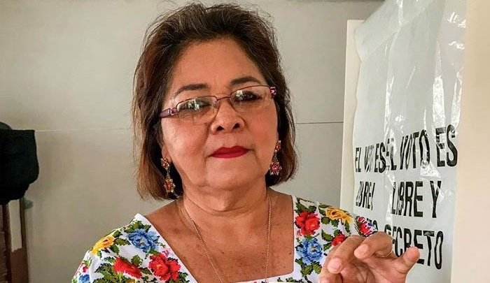 Muere la alcaldesa priísta de Kantunil, Yucatán