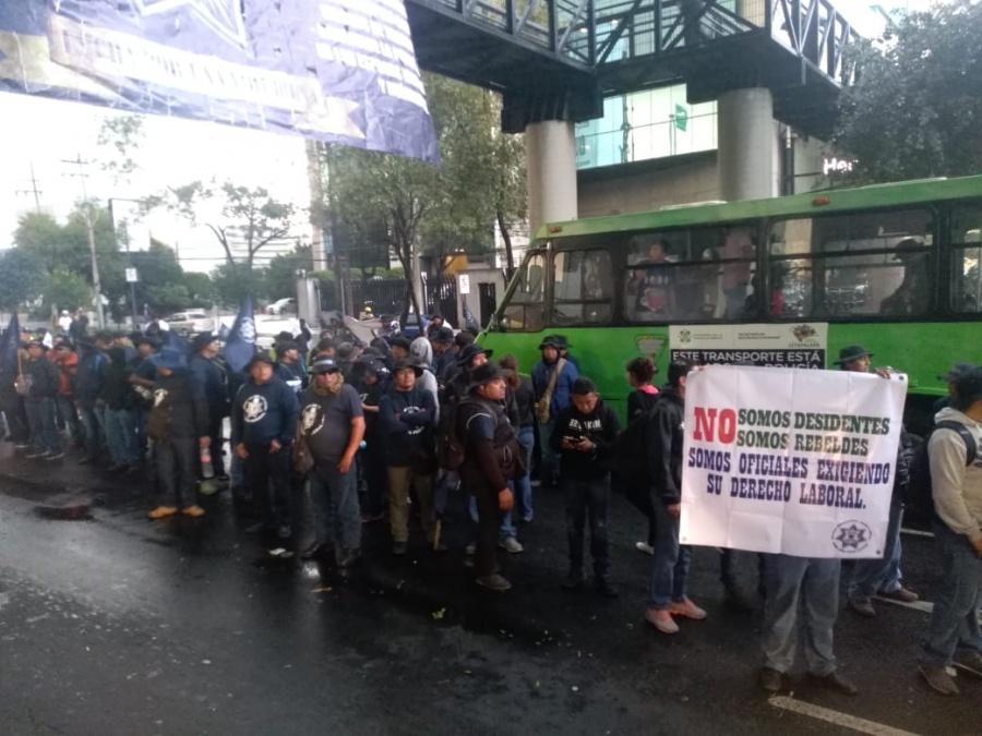 """Pide AMLO a policías federales """"no dejarse usar"""" en protestas"""