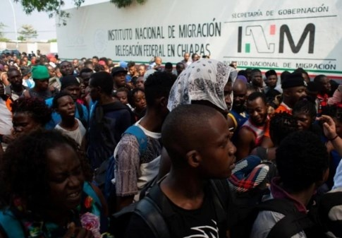 Autoridades rechazan 3 amparos de Migrantes Africanos