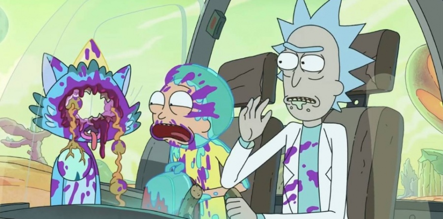 "Listo el primer tráiler de la temporada 4 de ""Rick and Morty"""