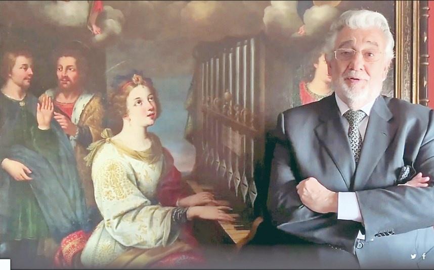 Domingo celebra con México 60 años de éxitos