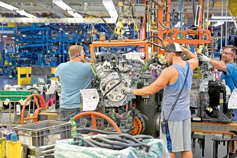 Más paros en GM, afectan a 7 mil empleados en México