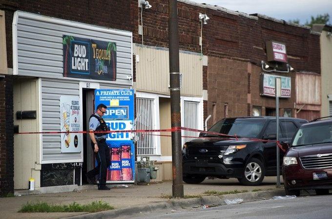 Dos Mexicanos, los responsables del tiroteo en Kansas