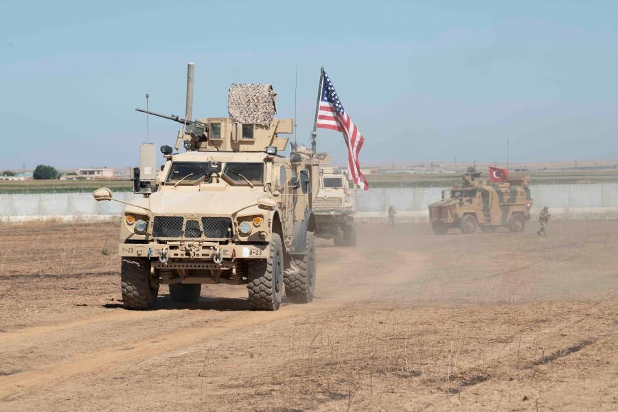 Tropas estadounidenses se retiran de Siria tras 5 años