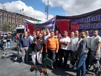 ¿Quiénes son los líderes del Movimiento Nacional Taxista?