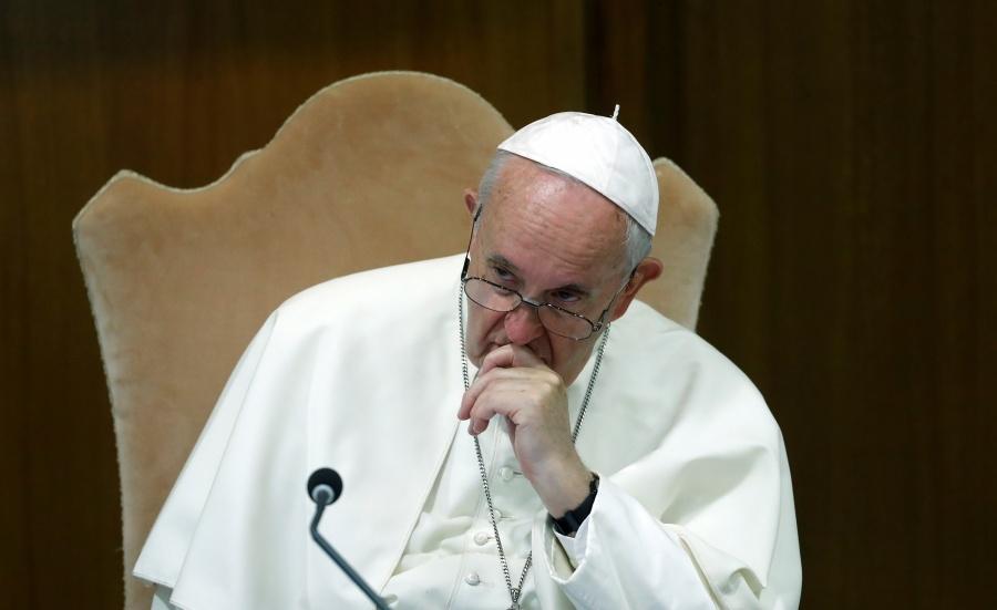 Papa pide respeto para pueblos originarios del Amazonas
