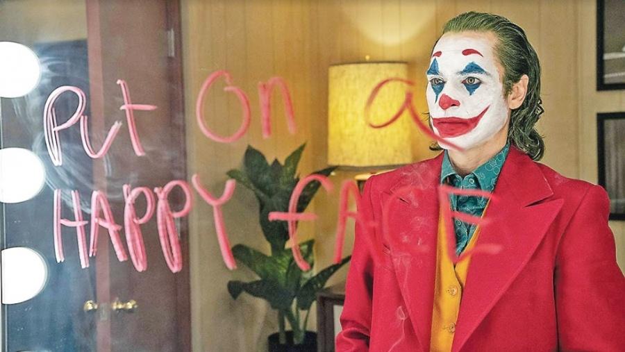 En tres días El Joker recauda en México 263.4 mdp e impone récord histórico