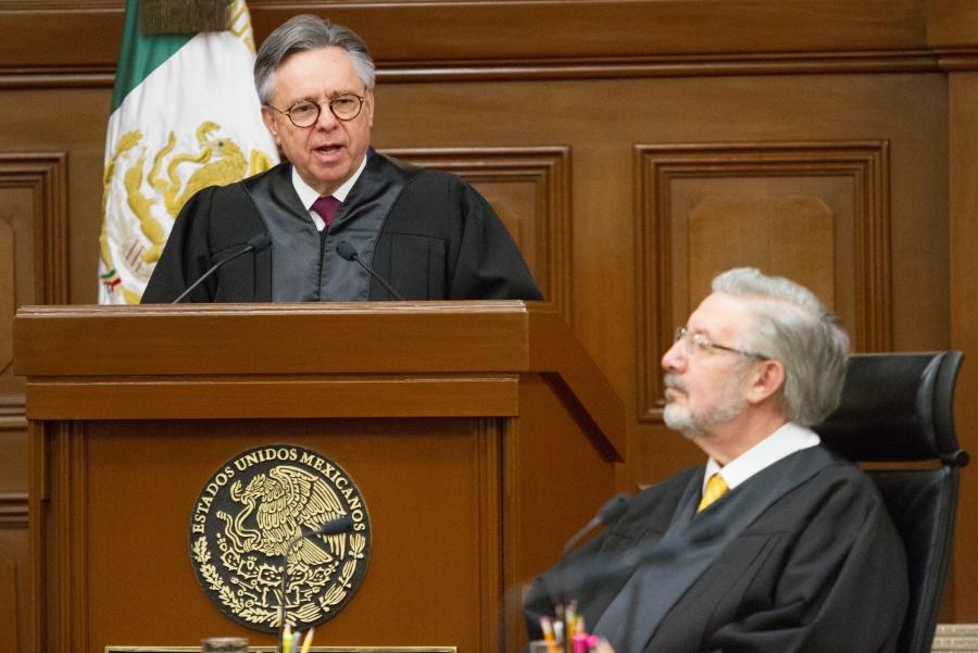 Senado aprueba renuncia de Medina Mora