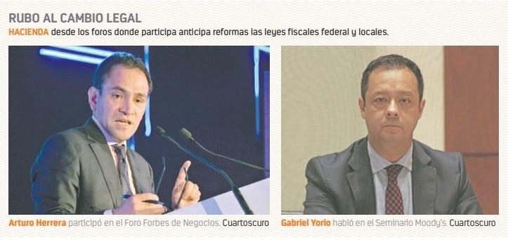 Atentos, en EU la recesión es inminente: Herrera