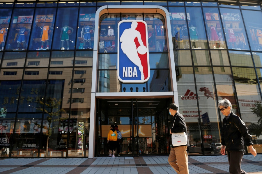 China deja de transmitir la NBA como censura por tensiones en Hong Kong