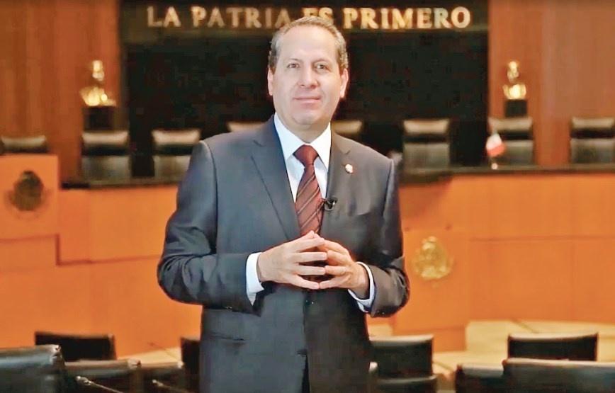 Llama Eruviel a unidad y diálogo en la oposición