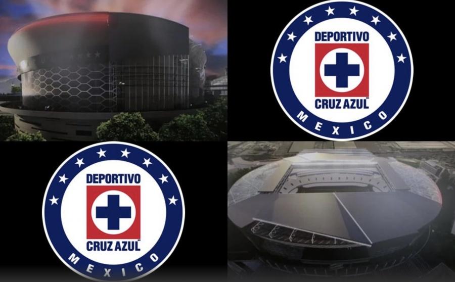 Estadio del Cruz Azul costaría al rededor de 300 mdd, ¡el más caro de la Liga MX!
