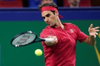 Federer inicia con triunfo en el Masters 1000 de Shanghai