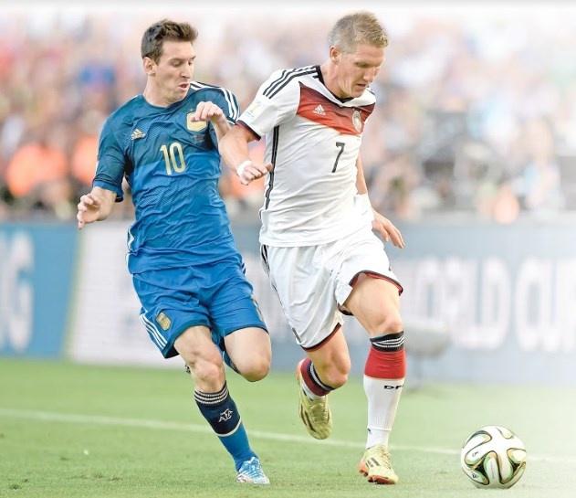 Termina la era de Schweinsteiger, motor de Alemania durante 17 años