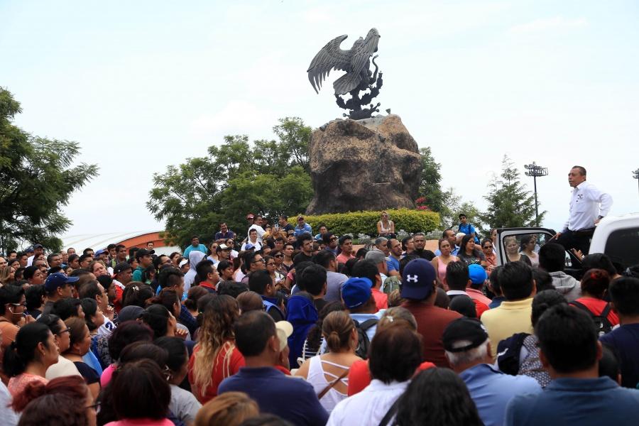 Inician paro en universidades del país; demandan de mayor presupuesto