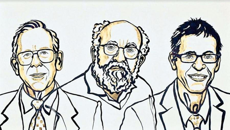 Dan Nobel a Físico que predijo eco del Big Bang y descubridores de planetas