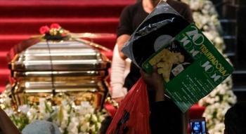 José José ya descansa en el Panteón Francés