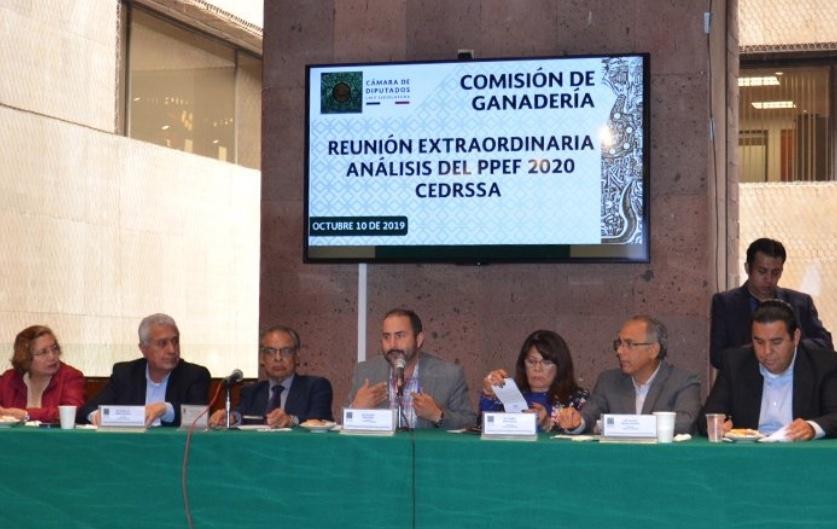 Presentará Comisión de Ganadería contrapropuesta presupuestal ante recortes al sector en el PEF 2020