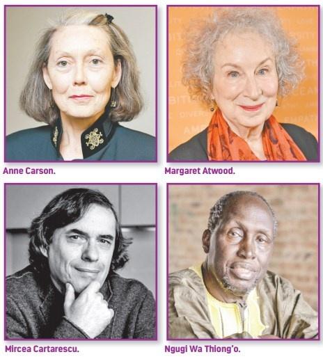 Por primera vez en 60 años Nobel de Literatura es doble