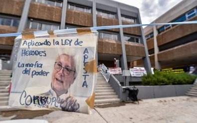 Denuncian uso de Recursos Federales en Consulta para Ley Bonilla