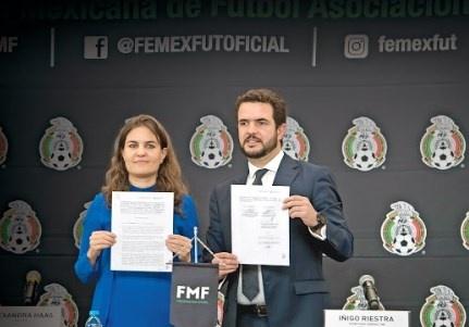 Elevan castigos CONAPRED y FMF tras sanción a Herrera