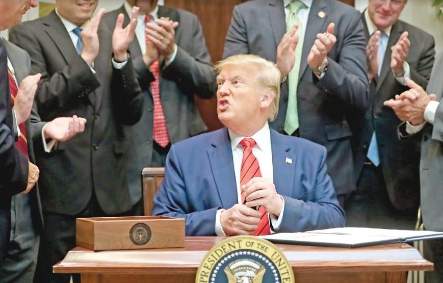 Casa Blanca y Congreso, en guerra por el juicio