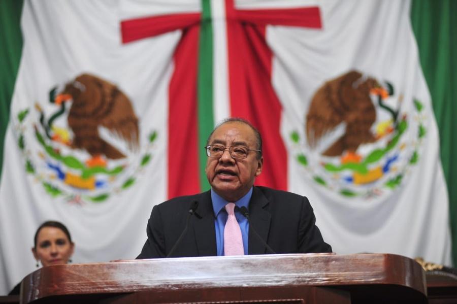 La 4T en materia de justicia llega a la CDMX para quedarse: Nazario Norberto