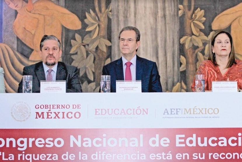 SEP trabaja en educación inclusiva