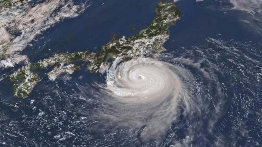 Súper tifón se acerca a Japón; cancelan partidos de Mundial de Rugby