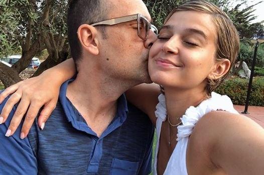 Laura Escanes y Risto Mejide están agotados tras recibir a su hija Roma