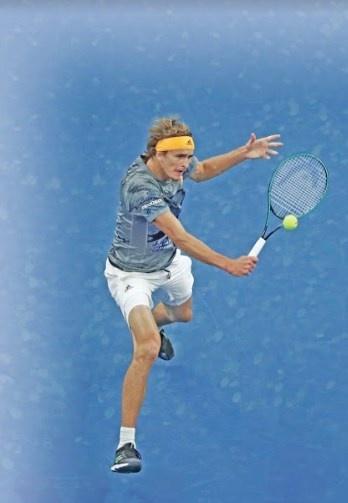 Zverev vence y se topa con Federer en cuartos de final