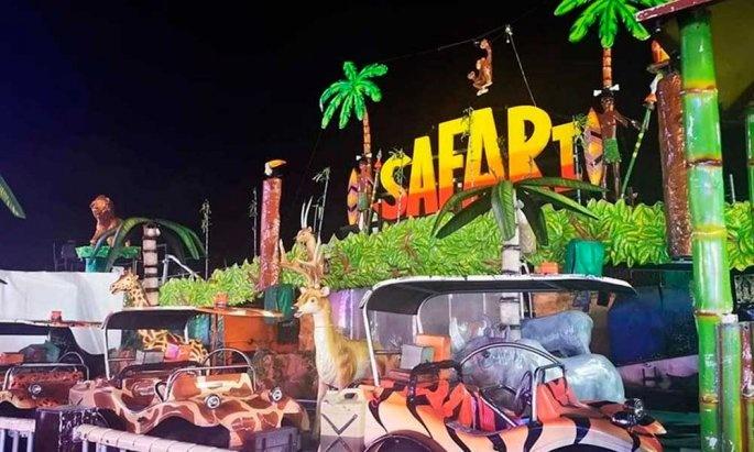 Muere niña electrocutada en juego mecánico de la Feria de Pachuca