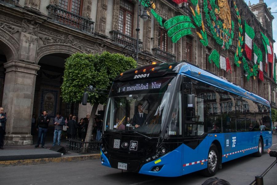 Conoce el proyecto del nuevo Trolebús elevado de la CDMX