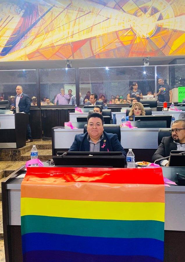 Diputado del PT se declara gay en tribuna del Congreso de Sonora