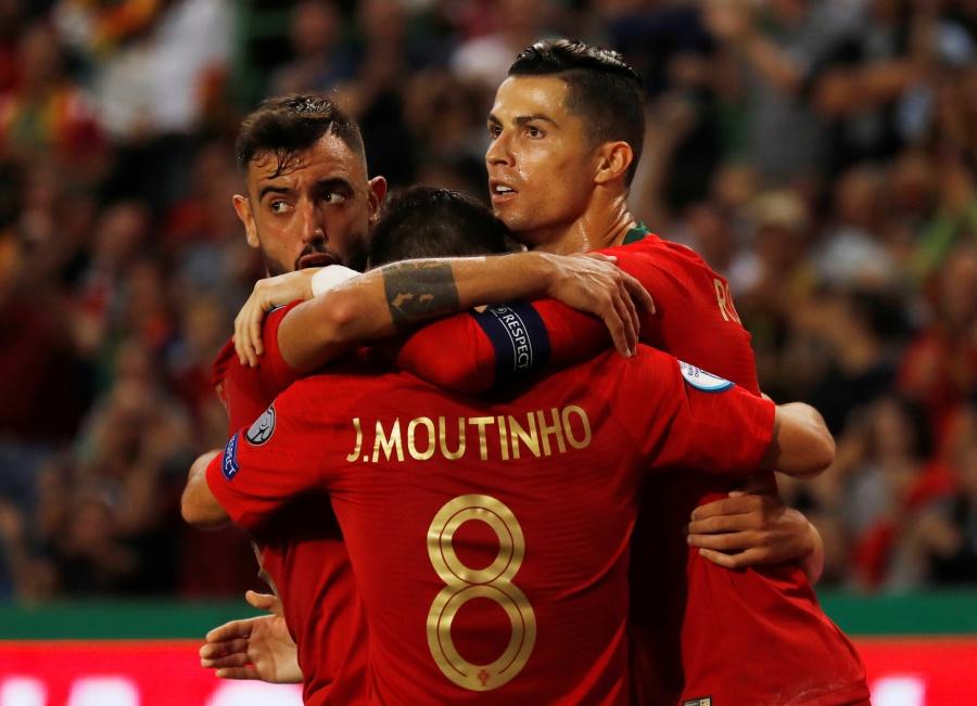 Portugal se acerca a la Euro 2020