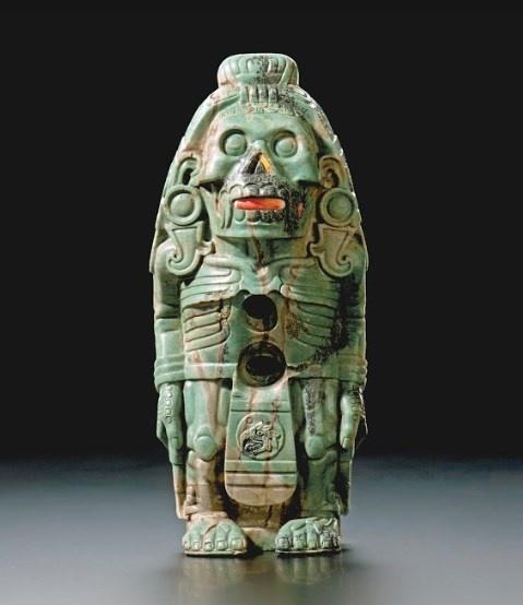 Aztecas inician gira por Europa