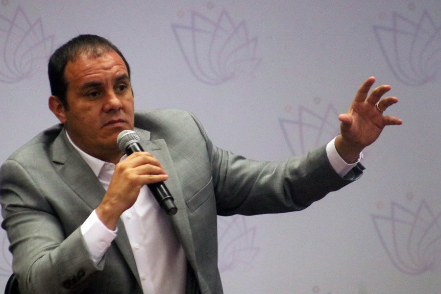 """AMLO: """"Gobierno no es el DIF, no es para la familia"""", al referirse al nepotismo en Morelos"""