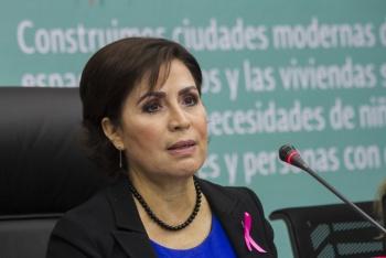 Próximo martes resolverán si Rosario Robles sigue en prisión preventiva
