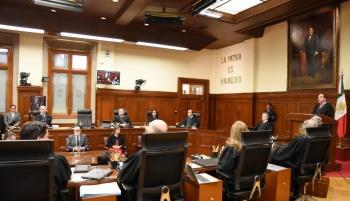 Dice López Obrador que se tomará su tiempo para enviar terna a ministro de la Corte