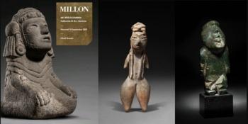 Dará Gobierno informe sobre tráfico de piezas arqueológicas