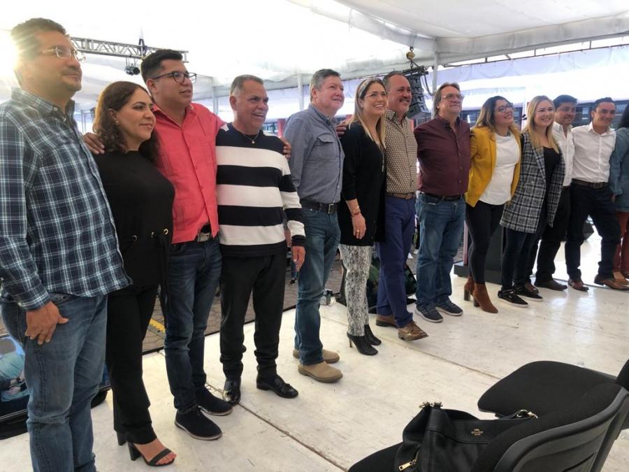 La política, instrumento de transformación social para impulsar el bienestar desde la 4T: Rigoberto Salgado
